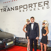 NLD/Amsterdam/20150921 - Premiere The Transporter Refueled, Ed Skrein