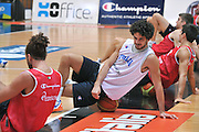 DESCRIZIONE : Trento Primo Trentino Basket Cup Nazionale Italia Maschile <br /> GIOCATORE : Luca Vitali<br /> CATEGORIA : allenamento<br /> SQUADRA : Nazionale Italia <br /> EVENTO :  Trento Primo Trentino Basket Cup<br /> GARA : Allenamento<br /> DATA : 27/07/2012 <br /> SPORT : Pallacanestro<br /> AUTORE : Agenzia Ciamillo-Castoria/M.Gregolin<br /> Galleria : FIP Nazionali 2012<br /> Fotonotizia : Trento Primo Trentino Basket Cup Nazionale Italia Maschile<br /> Predefinita :