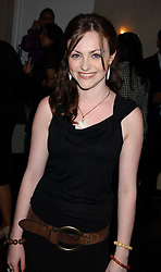 Singer CASSIE COMPTON who was a finalist in TV's X factor at a party to celebrate the opening in London of Delhi's finest Indian restaurant Moti Mahal at 45 Great Queen Street, London WC2 on 27th July 2005.<br /><br />NON EXCLUSIVE - WORLD RIGHTS