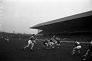 17/03/1965<br /> 03/17/1965<br /> 17 March 1965<br /> Railway Cup Hurling final  Munster v Leinster at Croke Park, Dublin.