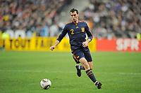FOOTBALL - FRIENDLY GAME 2010 - FRANCE v SPAIN - 03/03/2010 - PHOTO JEAN MARIE HERVIO / DPPI - ALVARO ARBELOA (SPA)