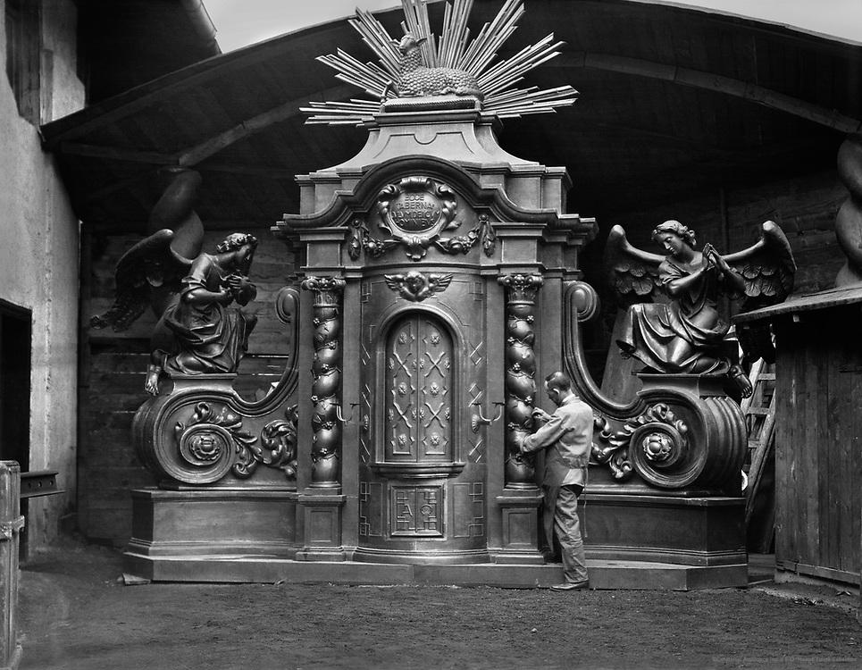 Coppersmith, Bavaria, 1928