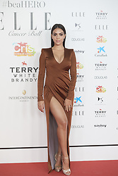 May 30, 2019 - Madrid, Madrid, Spain - Georgina Rodriguez attends Solidarity gala dinner for CRIS Foundation against Cancer at Intercontinental Hotel on May 30, 2019 in Madrid, Spain (Credit Image: © Jack Abuin/ZUMA Wire)