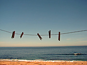 Like birds on the wire - precious moments by the ocean, listening to the wind and sound of the ocean and enjoying beautiful scenery.