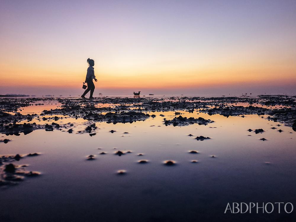 Koh Phangan Thailand island drone photography koh phanagan เกาะพะงัน