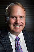 DALLAS, TX - JULY 21:  TCU head coach Gary Patterson poses for a portrait during the Big 12 Media Day on July 21, 2014 at the Omni Hotel in Dallas, Texas.  (Photo by Cooper Neill/Getty Images) *** Local Caption *** Gary Patterson