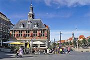 Nederland, Vlissingen, 15-9-2019  De stad aan de schelde is de geboorteplaats van Michiel de Ruyter en een toeristische hotspot voor zeeland ..Foto: ANP/ Hollandse Hoogte/ Flip Franssen