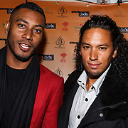 NLD/Amsterdam/20141014 - Opening club W36, Sunnery James en Ryan Marciano