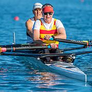 MEN Sculling NZ Masters 2017