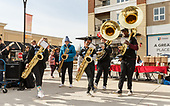 2018 BCHS Band at The Corners