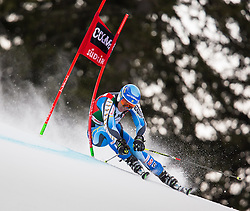 22.12.2013, Gran Risa, Alta Badia, ITA, FIS Ski Weltcup, Alta Badia, Riesenslalom, Herren, 1. Durchgang, im Bild Andre Myhrer (SWE) // Andre Myhrer of Sweden in action during mens Giant Slalom of the Alta Badia FIS Ski Alpine World Cup at the Gran Risa Course in Alta Badia, Italy on 2012/12/22. EXPA Pictures © 2013, PhotoCredit: EXPA/ Johann Groder
