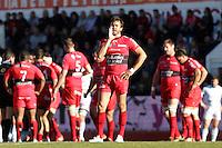 Juan Martin HERNANDEZ - 10.01.2015 - Toulon / Racing Metro - 16e journee Top 14<br />Photo : Jc Magnenet / Icon Sport