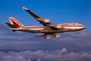 Boeing 747-400, Air India