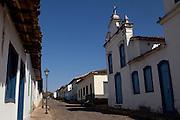 Goias Velho_GO, Brasil...Igreja Nossa Senhora da Abadia em Goias Velho, Goias...Nossa Senhora da Abadia church in Goias Velho, Goias...Foto: ALEXANDRE BAXTER / NITRO