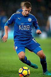 Leicester City's Marc Albrighton