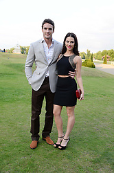 THOM EVANS and JESSICA LOWNDES at the Fashion Rules Exhibition Opening at Kensington Palace, London W8 on 4th July 2013.