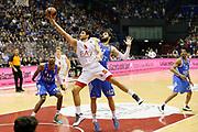 DESCRIZIONE : Milano Eurolega Euroleague 2013-14 EA7 Emporio Armani Milano Real Madrid<br /> GIOCATORE : Alessandro Gentile<br /> CATEGORIA : Tiro Penetrazione<br /> SQUADRA : EA7 Emporio Armani Milano<br /> EVENTO : Eurolega Euroleague 2013-2014<br /> GARA : EA7 Emporio Armani Milano Real Madrid<br /> DATA : 05/12/2013<br /> SPORT : Pallacanestro <br /> AUTORE : Agenzia Ciamillo-Castoria/G.Cottini<br /> Galleria : Eurolega Euroleague 2013-2014  <br /> Fotonotizia : Milano Eurolega Euroleague 2013-14 EA7 Emporio Armani Milano Real Madrid<br /> Predefinita :