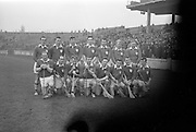 16/02/1964<br /> 02/16/1964<br /> 16 February 1964<br /> Railway Cup Semi-Final: Leinster v Ulster at Croke Park, Dublin.<br /> Leinster team.