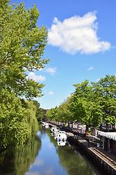 River Wensum, Norwich UK May 2019