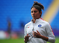 Paris Saint-Germain's Cristiane<br /> <br /> Photographer Kevin Barnes/CameraSport<br /> <br /> UEFA Women's Champions League Final - Pre match training session - Lyon Women v Paris Saint-Germain Women - Wednesday 31st May 2017 - Cardiff City Stadium<br />  <br /> World Copyright © 2017 CameraSport. All rights reserved. 43 Linden Ave. Countesthorpe. Leicester. England. LE8 5PG - Tel: +44 (0) 116 277 4147 - admin@camerasport.com - www.camerasport.com