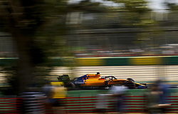 March 16, 2019 - Melbourne, Australia - Motorsports: FIA Formula One World Championship 2019, Grand Prix of Australia, ..#55 Carlos Sainz jr. (ESP, McLaren F1 Team) (Credit Image: © Hoch Zwei via ZUMA Wire)