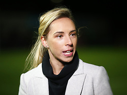 February 7, 2019 - London, England, United Kingdom - Jordan Nobbs of Arsenal.during FA Continental Tyres Cup Semi-Final match between Arsenal and Manchester United Women FC at Boredom Wood on 7 February 2019 in Borehamwood, England, UK. (Credit Image: © Action Foto Sport/NurPhoto via ZUMA Press)