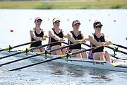 Race: 28  Event: Women's Quad Sculls - Tier 2 - Final<br /> <br /> National Schools Regatta 2018<br /> Sunday<br /> <br /> To purchase this photo, or to see pricing information for Prints and Downloads, click the blue 'Add to Cart' button at the top-right of the page. The Metropolitan Regatta 2018
