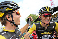 Robert Gesink (NED - Team LottoNL - Jumbo) during the 105th Tour de France 2018, Stage 8, Dreux - Amiens Metropole (181km) on July 14th, 2018 - Photo Ilario Biondi / BettiniPhoto / ProSportsImages / DPPI