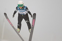24.11.2012, Lysgards Schanze, Lillehammer, NOR, FIS Weltcup, Ski Sprung, Damen, im Bild Takanashi Sara (JPN) during the womens competition of FIS Ski Jumping Worldcup at the Lysgardsbakkene Ski Jumping Arena, Lillehammer, Norway on 2012/11/23. EXPA Pictures © 2012, PhotoCredit: EXPA/ Federico Modica