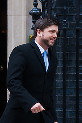 London, March 24th 2015. Members of the Cabinet gather at Downing street for their weekly meeting. PICTURED: Stephen Crabb, Secretary of State for Wales