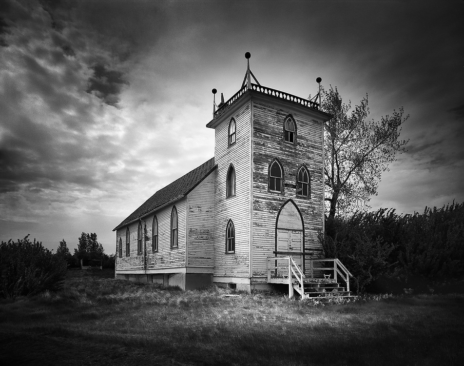 United Church, Hoosier, SK
