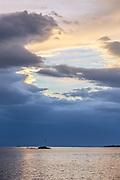 Magic skies in Herøyfjord | Magiske skyer i Herøyfjord