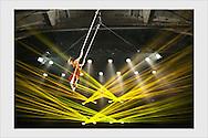 Sirkus Aikamoinen: Aisti. Center for New Circus, Helsinki, September 5, 2011.