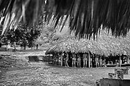 Each village has its casa communal used for official meetings, to receive guests, or for ceremonies. Traditionally communal houses were crowned with large round, sloping roofs and are by far the largest structure in the village.