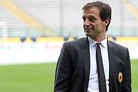 "Massimiliano Allegri Milan<br /> Parma 29/09/2012 Stadio ""Tardini""<br /> Football Calcio Serie A 2012/13<br /> Parma v Milan<br /> Foto Insidefoto Paolo Nucci"