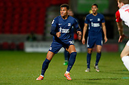 Southend United midfielder Michael Klass (20)  during the EFL Sky Bet League 1 match between Doncaster Rovers and Southend United at the Keepmoat Stadium, Doncaster, England on 12 February 2019.