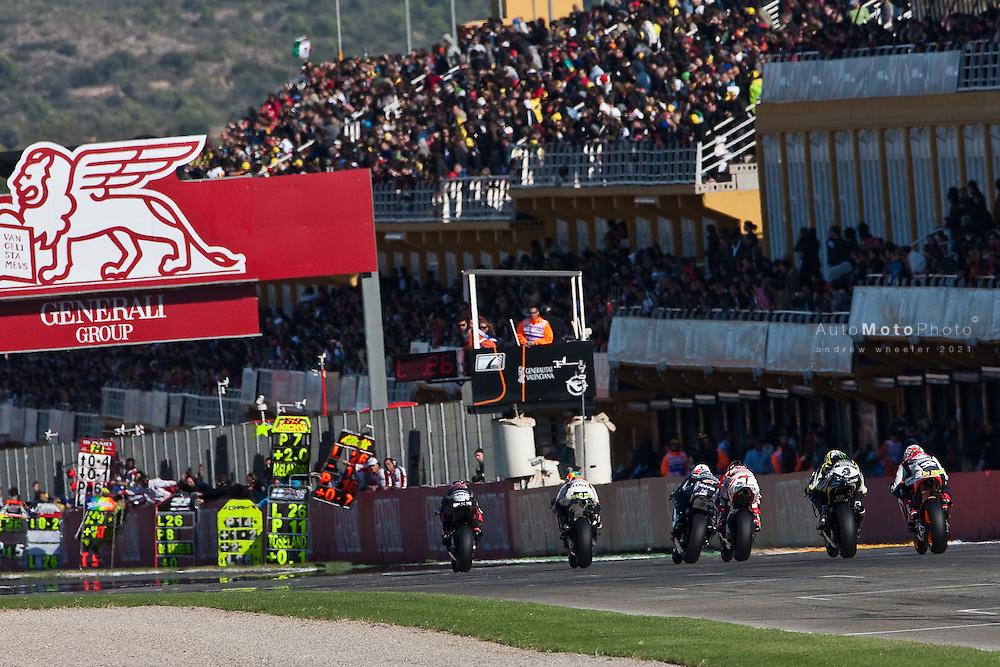2009 MotoGP World Championship, Round 17, Valencia, Spain,  8 November 2009