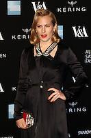 Charlotte Dellal, Alexander McQueen: Savage Beauty Fashion Gala, Victoria & Albert Museum, London UK, 12 March 2015, Photo by Richard Goldschmidt
