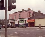 Old amateur photos of Dublin streets churches, cars, lanes, roads, shops schools, hospitals