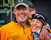 David Horton & Ellie Greenwood