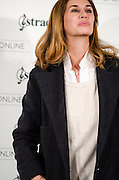 """Ana garcia Si?±eriz Stradivarius store for the collection """"Fiesta'12 party  in Madrid"""