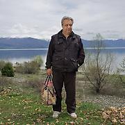 Vasko Ivanovski (50) near Stanje, FYR Macedonia