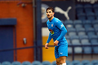Ash Palmer. Stockport County FC 3-2 Yeovil Town FC. Emirates FA Cup Second Round. Edgeley Park. 29.11.20