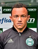 "Brazilian Football League Serie A / <br /> ( Coritiba Foot Ball Club ) - <br /> Carlos Emiliano Pereira "" Carlinhos """