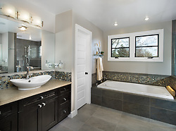 6039 27th Street North, Arlington, VA builder JK developement Master Bathroom