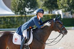 Van Liere Dinja, NED, Hermes<br /> CHIO Aachen 2021<br /> © Hippo Foto - Stefan Lafrentz19/09/2021