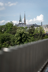 Notre-Dame Cathedral, Luxembourg.