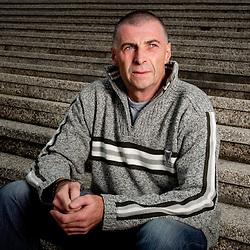 20111104: SLO, Handball - Slovenian coach and former player Rolando Pusnik