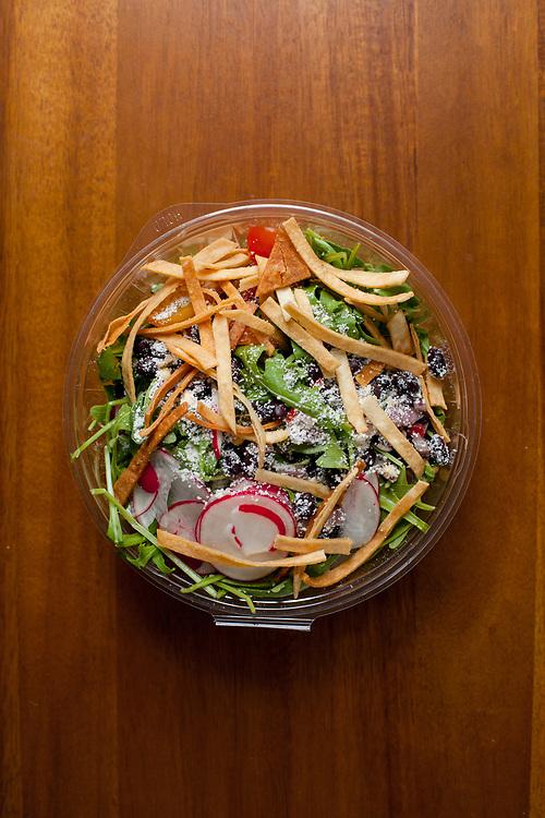 Taco Salad from Loco Pez ($10.00)