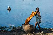 Local people<br /> Hauts plateaux<br /> Central Madagascar<br /> MADAGASCAR